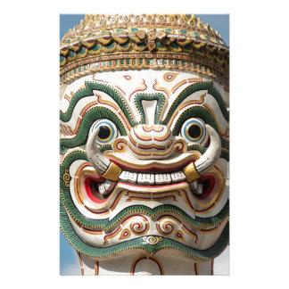 Papeterie Statue de démon de Yaksha, Bangkok