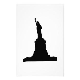 Papeterie Statue de noir de liberté