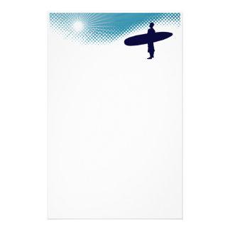 Papeterie surfer de soleil