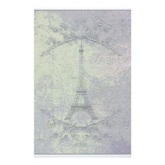 Papeterie Tour Eiffel vintage