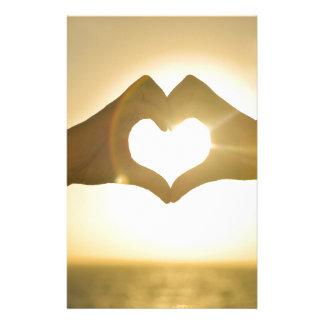Papeterie Tout que vous avez besoin est amour