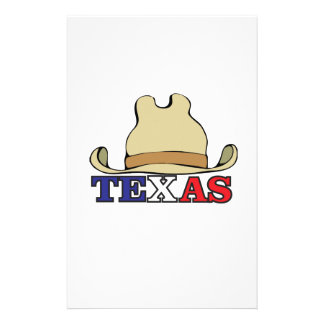 Papeterie type le Texas