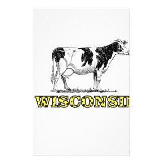 Papeterie Vache laitière du Wisconsin