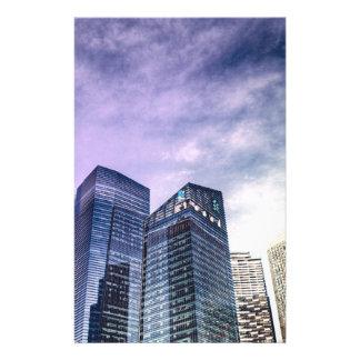 Papeterie Ville de Singapour