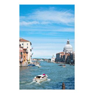 Papeterie Vue du pont à Venise