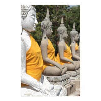 Papeterie Wat Yai Chai Mongkhon, Ayutthaya