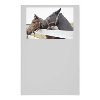 Papeterie Whisperer original de cheval