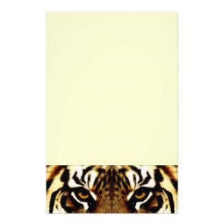 Papeterie Yeux d'un tigre