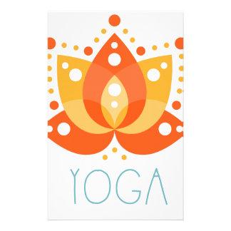 Papeterie Yoga