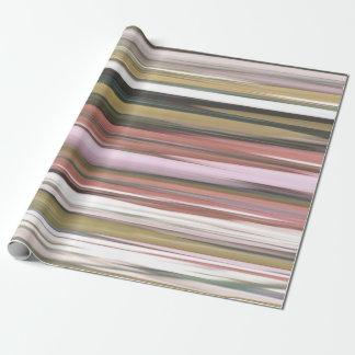 Papier Cadeau #2 abstrait : Tache floue de couleurs d'automne