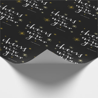 Papier Cadeau Acclamations à l'enveloppe de cadeau de Starburst