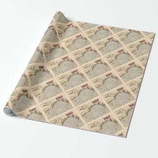 Papier Cadeau algarve1690