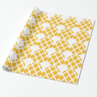 Papier Cadeau ananas, fruit, logo, nourriture, tropicale,