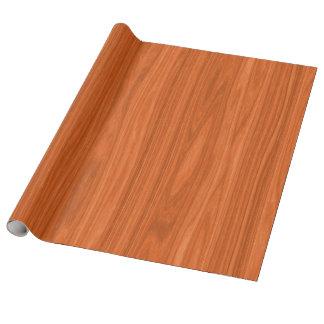 Papier Cadeau Arrière - plan en bois de regard