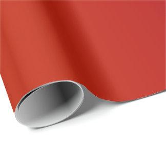 Papier Cadeau Beau satin rouge-foncé simple