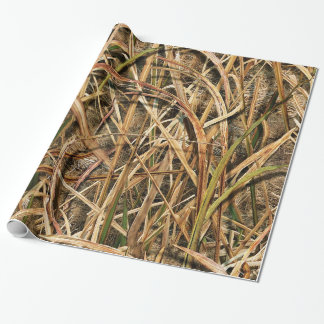 Papier Cadeau Camouflage par John