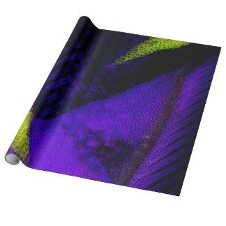 Papier Cadeau Charme sous-marin - papier d'emballage de toile,