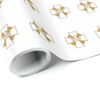 Papier Cadeau cinquantième Anniversaire d'or de classification