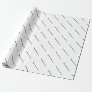 Papier Cadeau Clou en acier