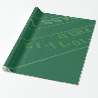 Papier Cadeau Conception de papier d'emballage de Tableau de