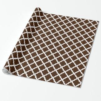 Papier Cadeau Copie marocaine de chocolat