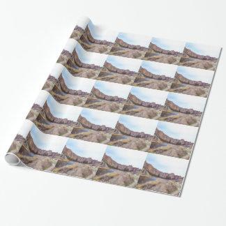 Papier Cadeau Courbure Orégon de roche de Smith
