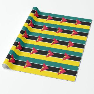 Papier Cadeau Coût bas ! Drapeau de la Mozambique