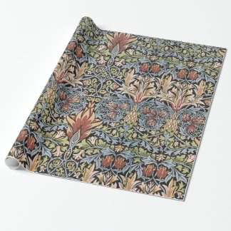 Papier Cadeau Cru GalleryHD de William Morris Snakeshead
