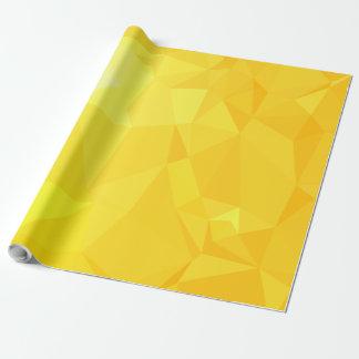 Papier Cadeau Dessin géométrique abstrait de LoveGeo - carotte