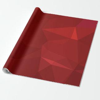 Papier Cadeau Dessin géométrique abstrait de LoveGeo - la terre