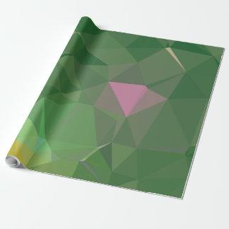 Papier Cadeau Dessins géométriques élégants et propres - ville