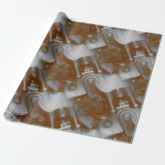 Papier Cadeau Dites le papier d'emballage de fromage
