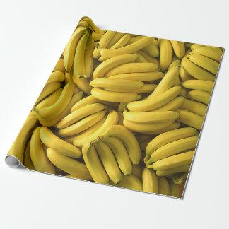 Papier Cadeau Drôle, bananes, coutume