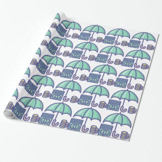 Papier Cadeau Économiser pendant un jour de pluie