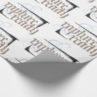 Papier Cadeau Enchantement prêt - chrétien religieux moderne