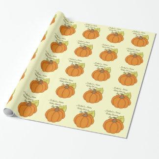 Papier Cadeau Enveloppe de cadeau personnalisée de baby shower