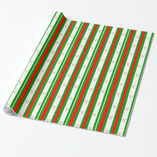 Papier Cadeau Enveloppe de sucre de canne et de cadeau de