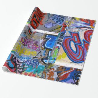 Papier Cadeau Étiquetage de l'acclamation
