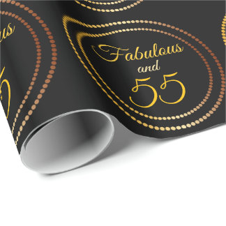 Papier Cadeau Fabuleux et papier d'emballage de 55 % pipe%