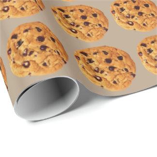Papier Cadeau Gâteaux aux pépites de chocolat