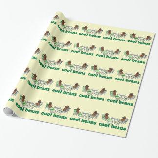 Papier Cadeau Haricots frais