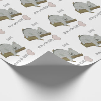 Papier Cadeau I koala de coeur