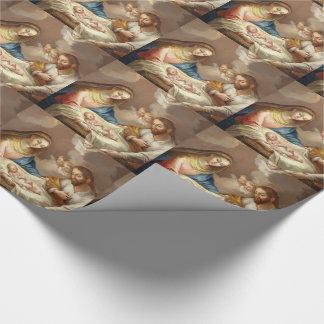 Papier Cadeau La Natividad