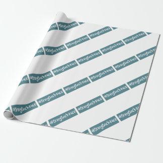 Papier Cadeau L'aide élèvent le mouvement au #BringBackNice !