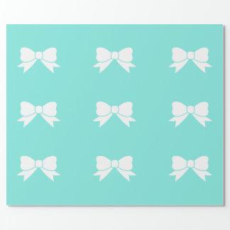 Papier Cadeau Le bleu d'oeufs de merles a inspiré le papier