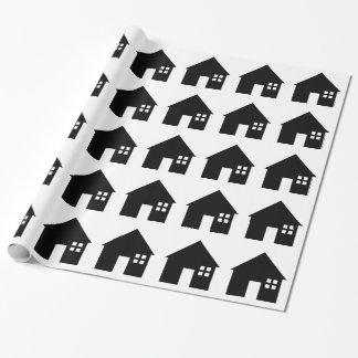 Papier Cadeau Logo de Chambre