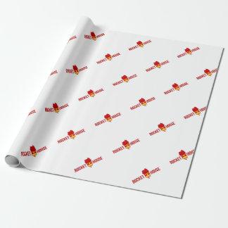 Papier Cadeau Logo T de RocketHouse