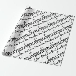 Papier Cadeau maman fière