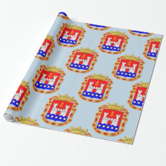 Papier Cadeau Manteau des bras de l'oblast de Kaliningrad