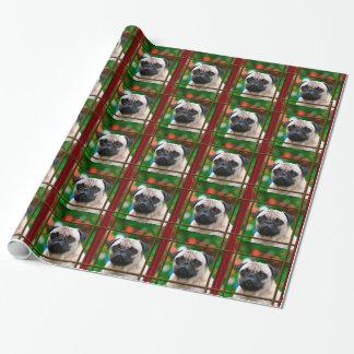 Papier Cadeau Montres de carlin pour Père Noël